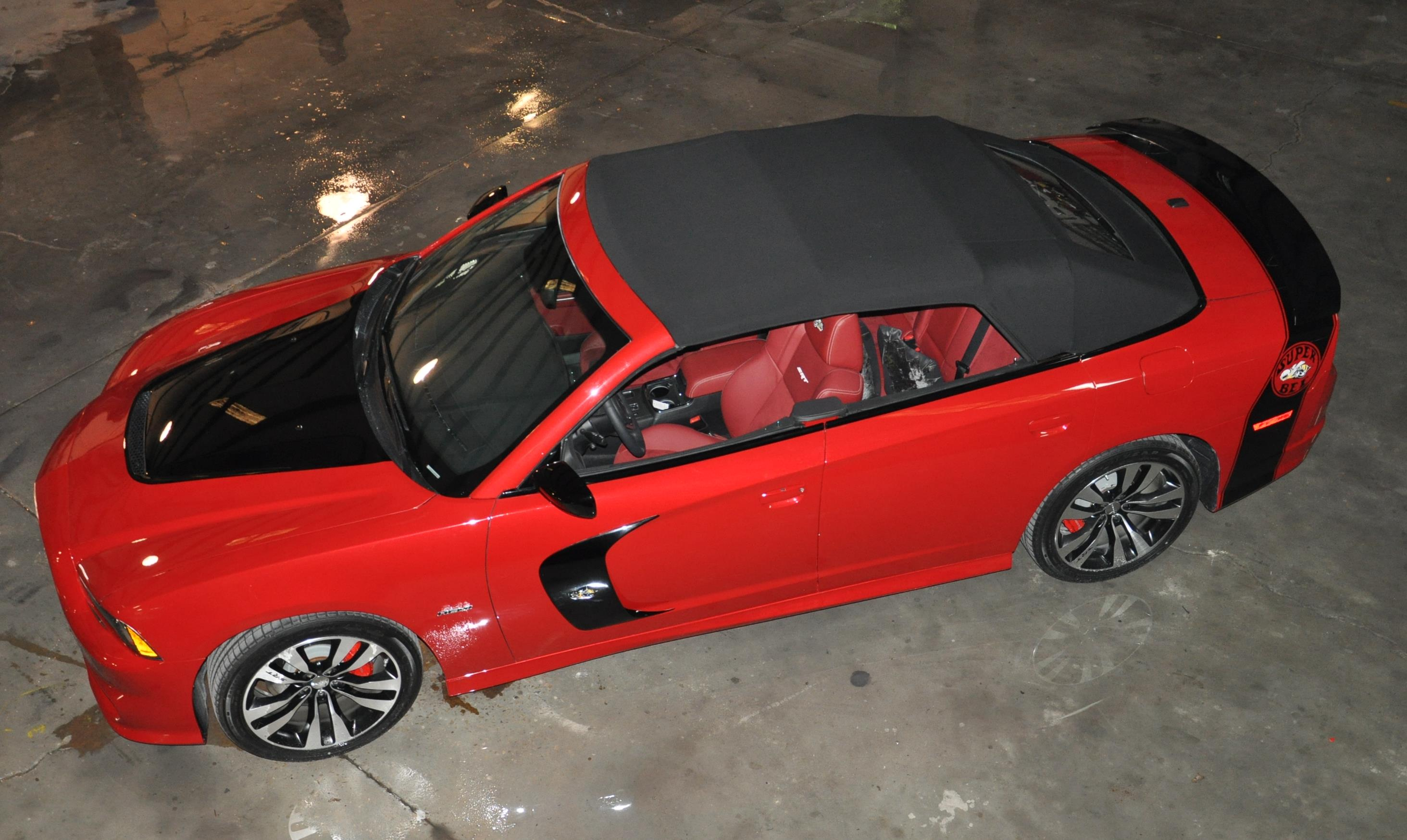 DTC Dodge Charger Convertible SuperBee Top Up