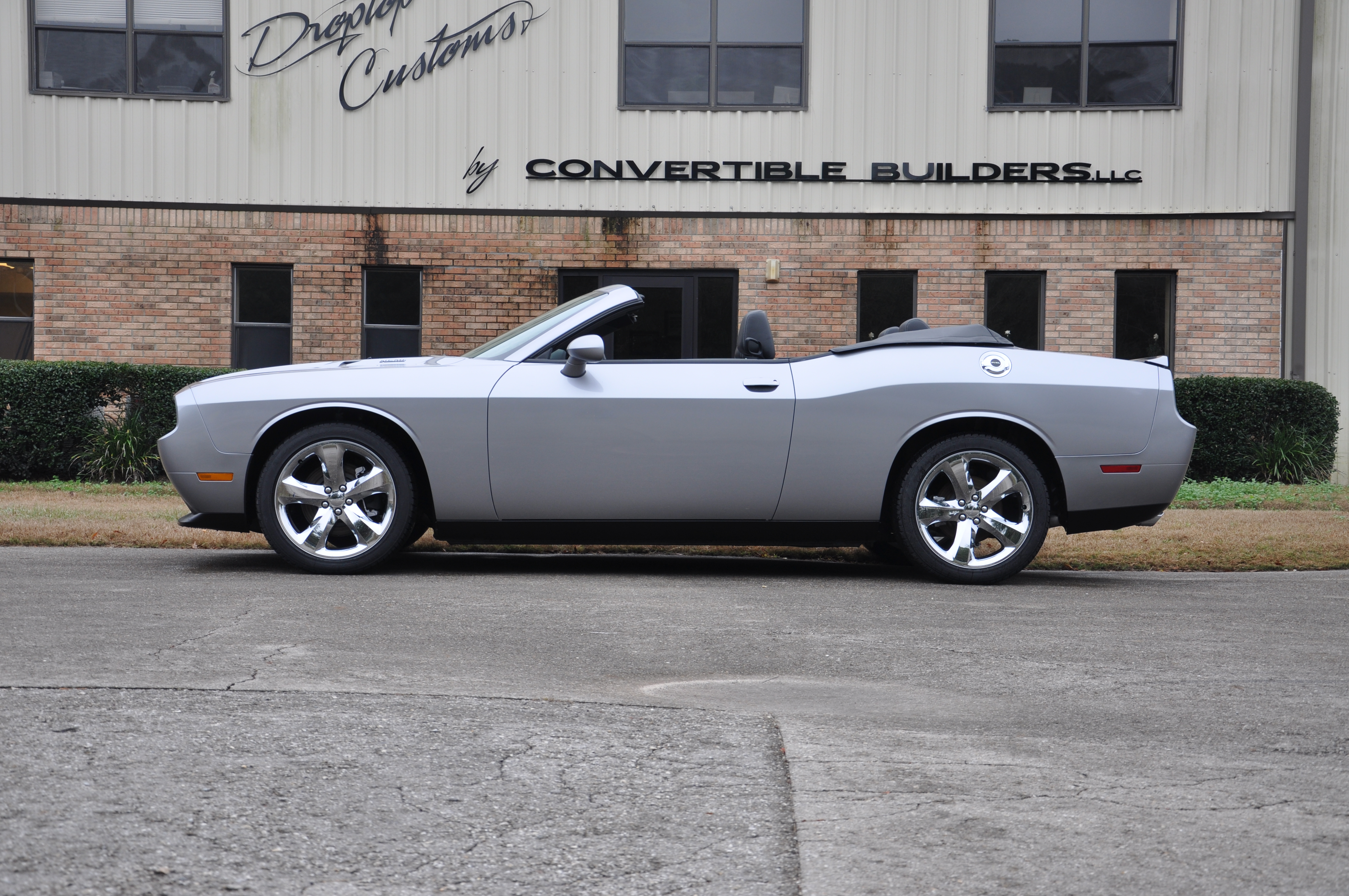Silver Challenger 1