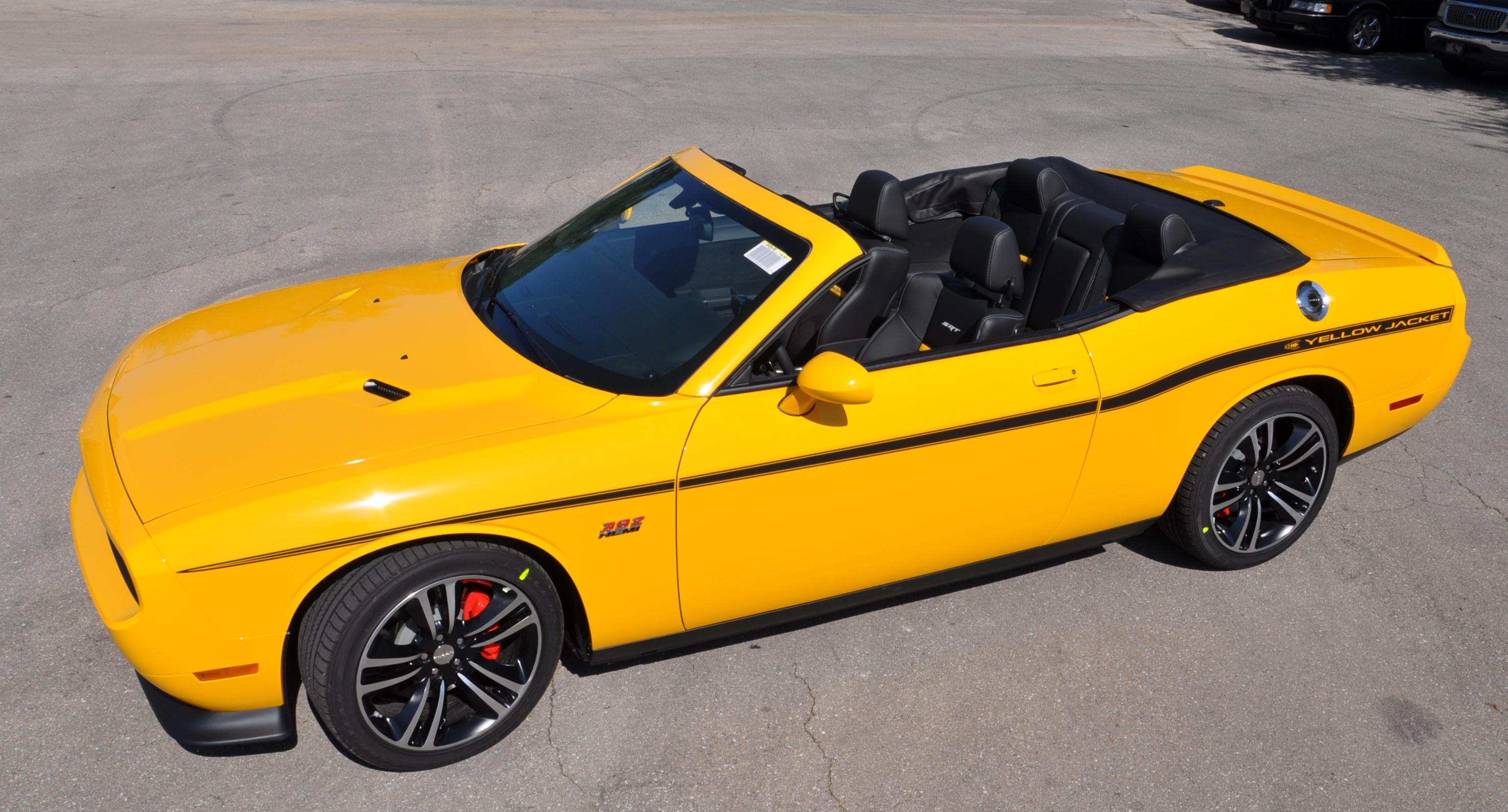 Yellow Challenger 3