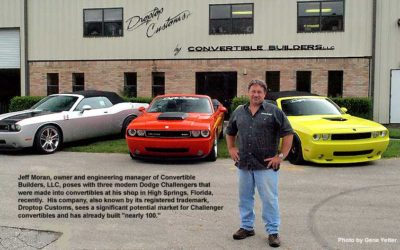 Is There a New Dodge Challenger Convertible in Your Future?